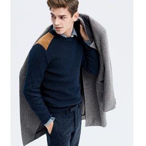 J. Crew▪️Knitted Woodsman Sweater. S